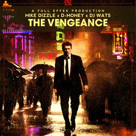 The Vengeance Mike Dizzle front cover