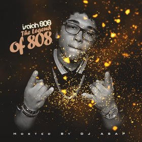 The Legend of 808 Isaiah 808 front cover