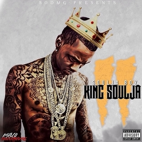 King Soulja 2 Soulja Boy front cover