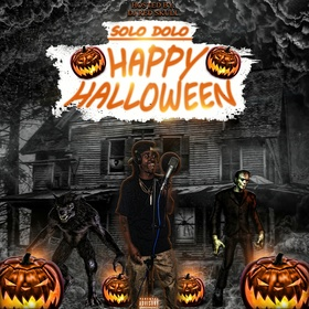 Happy Halloween Solo Dolo front cover
