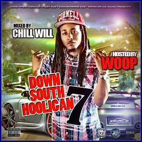 Down South Hooligan Vol.7  CHILL iGRIND WILL front cover
