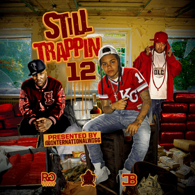 Still Trappin' Vol. 12 International Wigg front cover
