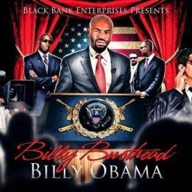 Billy Obama Billy Busthead front cover