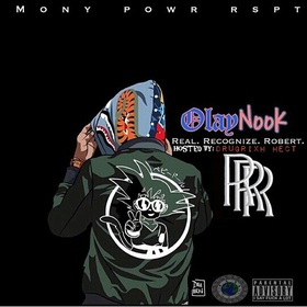 Real Recognize Robert 1OlayNook front cover