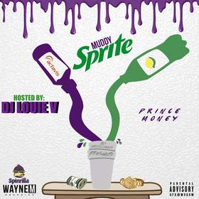 Muddy Sprite [DELUXE EDITION] Prince Money FG front cover