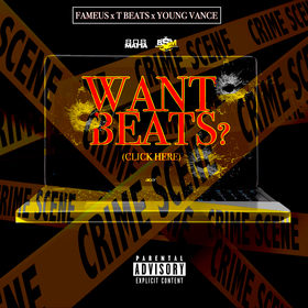 Want Beats? (CLICK HERE) Fameus of 808 Mafia front cover