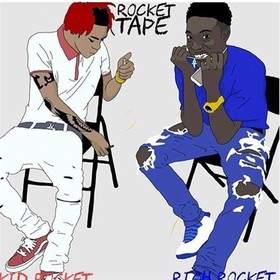 Rocket Tape RocketCrew front cover