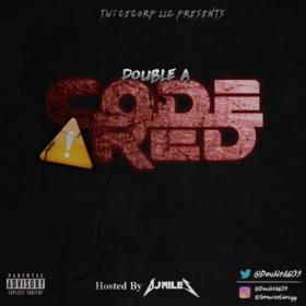 Code Red Double A front cover