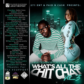 What's All The Chit Chat (Vol. 3) DJ 271 front cover