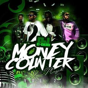 #MCM2: Money Counter Muzik 2 Hosted By Freeway Luck Dj E-Dub front cover