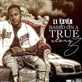 Based On A True Story 3 Li Ester front cover