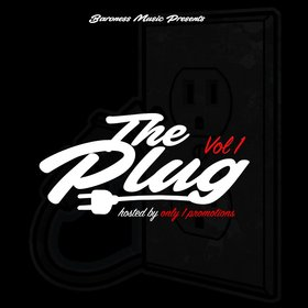 Baroness Music The Plug Vol. 1 O1P Mixtapes front cover