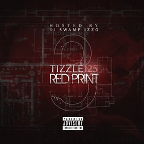 The Red Print 3 Tizzle 125 front cover
