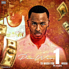 To Much For 1 Nigga PeeWeeNiga front cover