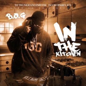 In The Kitchen J Ready front cover