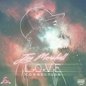 JAY MARSHALL - L.O.V.E. CONNECTION DJ DERRICK GEETER front cover