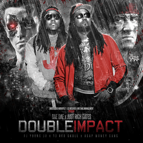 Double Impact Dae Dae front cover