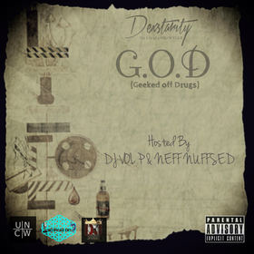 Geeked Off Drugs Dexstarity front cover