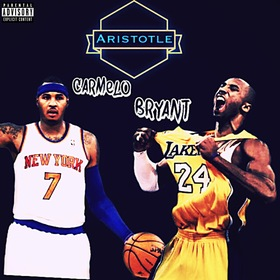 Carmelo Bryant Aristotle front cover