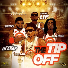 The Tip Off 3DG & MaliDoe front cover