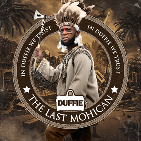The Last Mohican Duffle Bag Duffie front cover