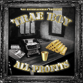 All Profits Trae Boy front cover