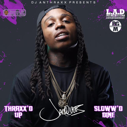 Jacquees: The Hits (Thraxxed Up