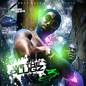 We The Plugz 3 DJ Tom Cruise front cover