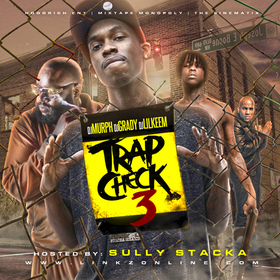 Trap Check 3 DJ Grady front cover