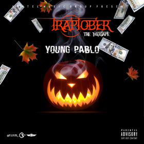 Traptober Young Pablo front cover