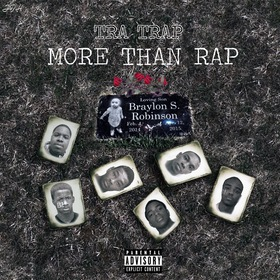 More Than Rap Tra Trap front cover