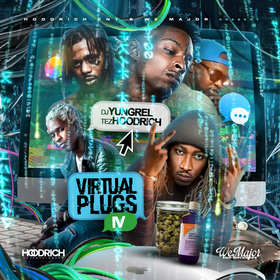 Virtual Plugs 4 DJ Yung Rel front cover