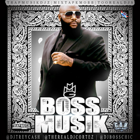 Boss Musik Maybach Music Group front cover