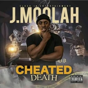 Cheated Death J Moolah front cover