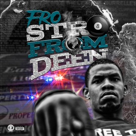 Str8 From Deen GEFRO front cover