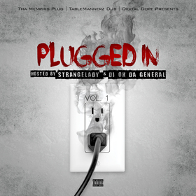 Plugged In Vol.1 DJ O.K. General front cover