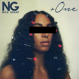 A Seat At The Table (+1) Nick Grant front cover