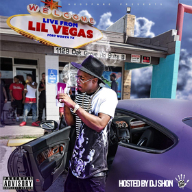 Live 4rm Lil Vegas G$ Lil Ronnie front cover