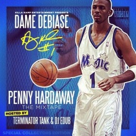 Penny Hardaway Dame Debiase front cover