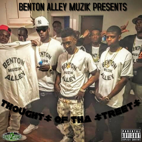 Thoughts Of Da Streets Bamm front cover