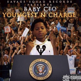 Youngest N Charge Baby CEO front cover