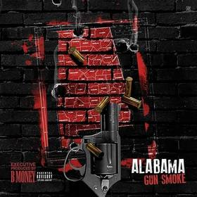 Alabama Gunsmoke B. Money front cover