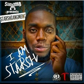I Am Starsh Starsh front cover