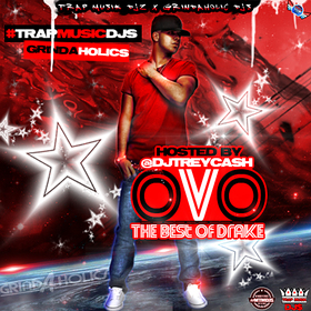 OVO (The Best Of Drake) Dj Trey Cash front cover