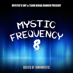 Mystic Frequency 8 Tampa Mystic front cover