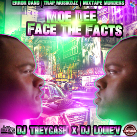 Face The Facts MOESKIE DEE front cover