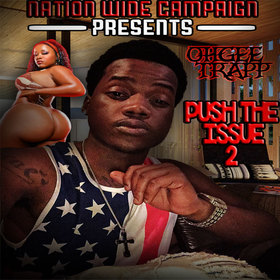 Push The Issue 2 OhGee Trap front cover