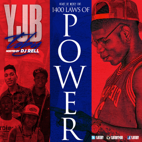 1400 Laws Of Power YJB Toby front cover