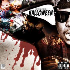 Halloween HunCho front cover