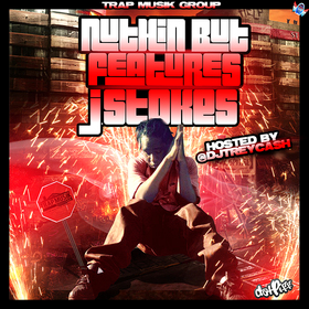 NUTHIN BUT FEATURES J Stokes front cover